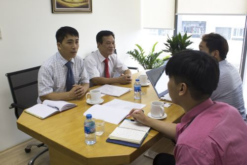 Meeting with FPCOM