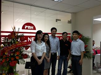 HAIHAN-IP attended the opening ceremory of 2nd branch of PNH Professional Network Holders Company